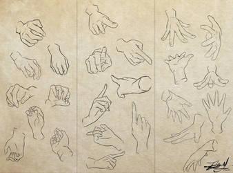 Hands by Kira09kj