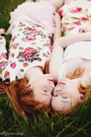 Twins. by kittysyellowjacket