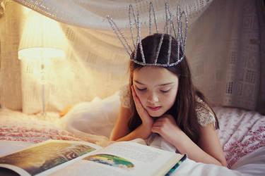 The Little Princess by kittysyellowjacket