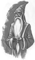 Albus Dumbledore by shaneandhisdog