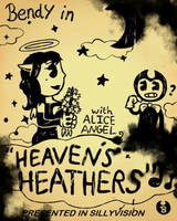 Heaven's Heathers (Chapter 2 fanart contest entry) by SilvybOOm