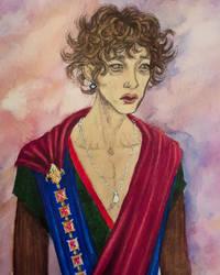 The Unwanted Prince by ExLibrisInterInta