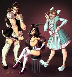 Dress Up Fun by gilll