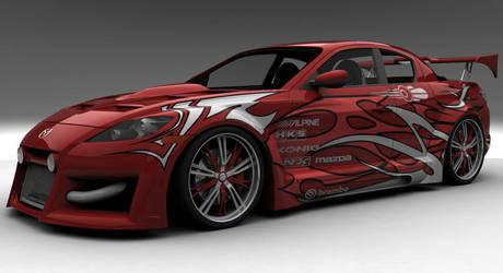 Mazda RX-8: Devil Mod _final_ by blade2085