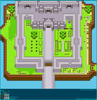 LttP Hyrule Castle Oracles Style by leinglo