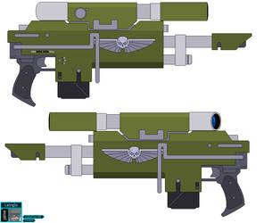 Fwirl's Custom Lascarbine by leinglo