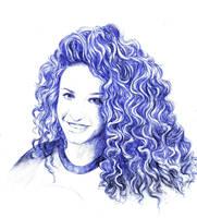 Danielle Peazer by dariemkova