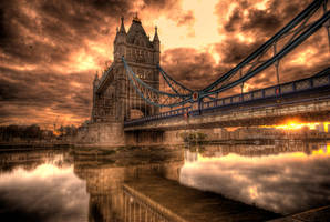 tower bridge by speedclicker666