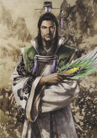 Zhuge Liang by mollymous