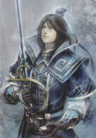 Sima Shi Artbook white Video by mollymous