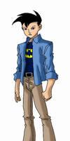 Tim Drake -- No Costume by timethian