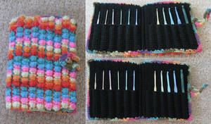 Bubble Crochet Case by coincollect408