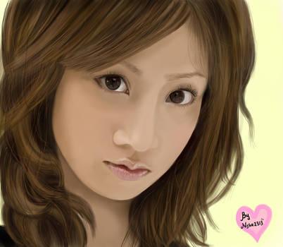 Yuko Ogura by Nisha2313