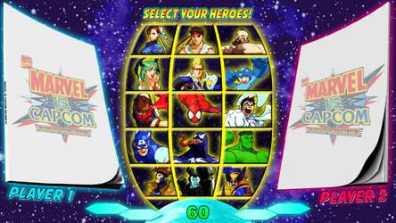 Marvel vs Capcom Redux W.I.P. by RenOfSwagzareth