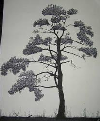 A Tree by UtterCreep