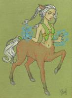 Centaur by Gemberry