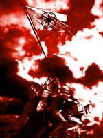 Clone Wars by redghostman