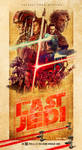 The Last Jedi by redghostman