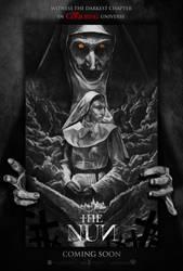 The Nun - Noir by redghostman