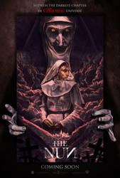 The Nun by redghostman