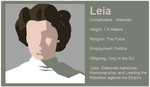 Dating Fictions - Leia by TheNYRD