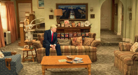 Trump Sets the Roseanne Barr on Nostalgia by TheNYRD