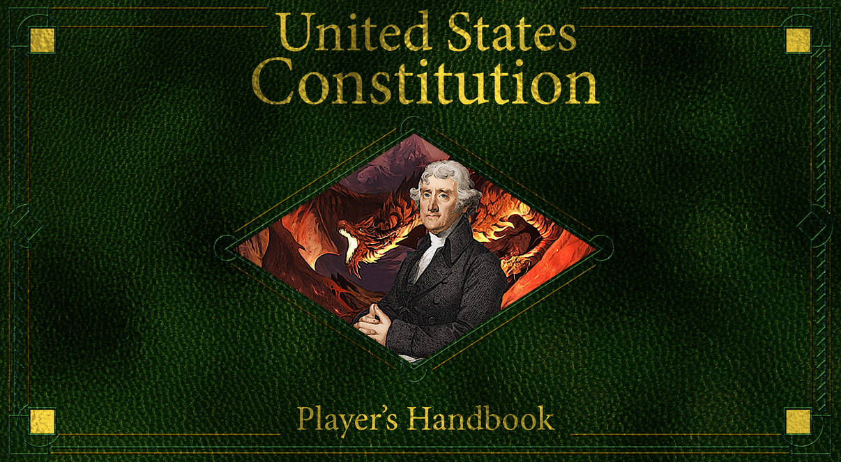 The Constitution v3.5 by TheNYRD
