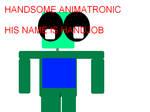 HANDJOB - MY FANIMATRONIC by thelioninme