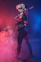 Sexy Harley Quinn by Moonychka