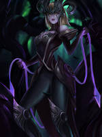 Coven Camille - Fan Art by Millalol