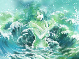 Princess of the Sea by starca