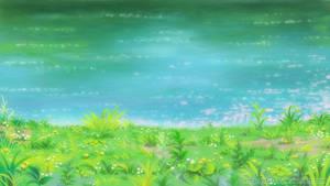 BG for anime? by starca