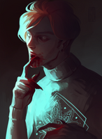 Vampire by Emilyena