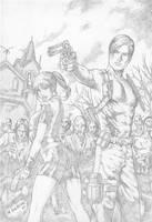 Resident Evil by MarcelloHolanda