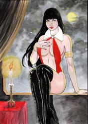 Vampirella by MarcelloHolanda