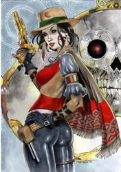 Lady Mechanika by MarcelloHolanda