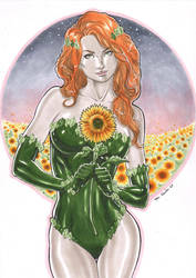 Poison Ivy by MarcelloHolanda