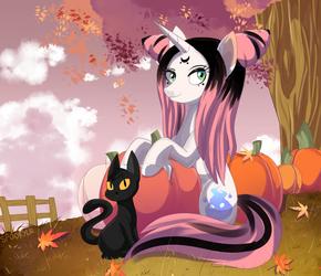 Autumn by Spookyle
