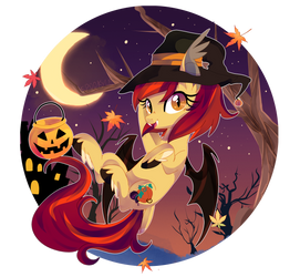 Trick or Treat! by Spookyle