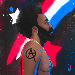 This Is America by Jus-Toons