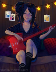Marceline by cosmogirll