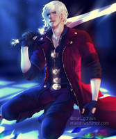 Devil May Cry by cosmogirll