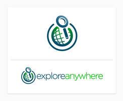 ExploreAnywhere Logo by TheRyanFord