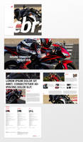 Honda CBR Booklet Concept by TheRyanFord
