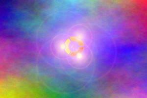 Ubuntu Rainbow Lights by MariuxV