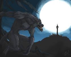 Pinewolf by Hurroo