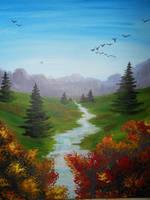 Autumn Day by Felina-Luciana