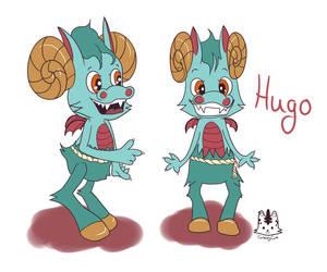 Hugo by curiouslycute