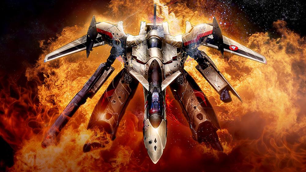 VF-19 Macross plus by nicopower5000