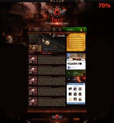Tales Eternalfight by strain-d